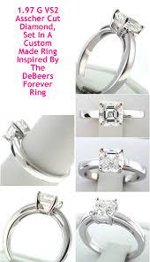 debeers engagement ring