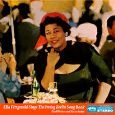 Ella Fitzgerald - Sings The Irving Berlin Songbook (disc 1)