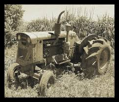 old tractor pictures
