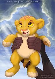 baby lion king