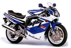 1991 gsxr 750