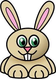 rabbit clipart