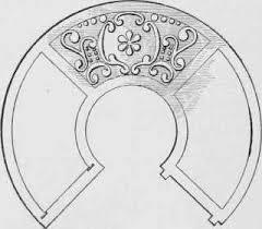 brass lampshade
