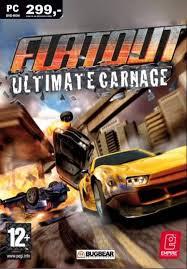 flatout ultimate carnage 2008