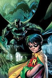 robin comics