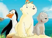 lars the polar bear