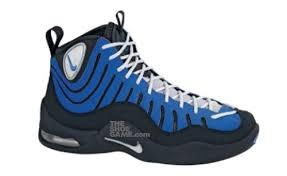 air bakin sneakers