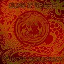 guns and roses chinese democracy