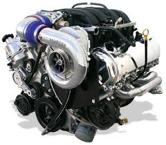 ford mustang gt supercharger