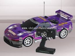 remote control car racing