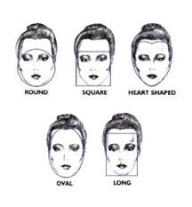 hairstyles round face shapes