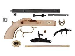 black powder pistols kit