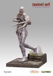 resident evil statues