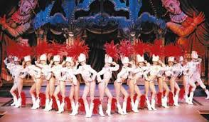 moulin rouge feerie