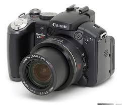 canon s5 is photos