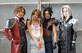 final fantasy vii costumes