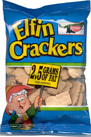 low fat crackers