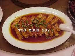 soy food