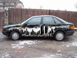 malowanie samochodu