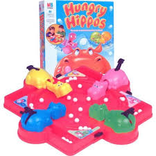hungry hippo board game