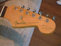 fender mark knopfler signature