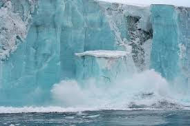 north pole melting