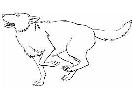 peter and the wolf coloring pages