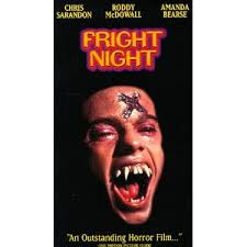 Fright Night [VHS]