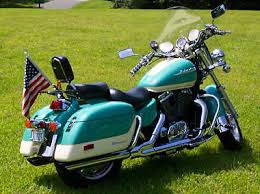 honda shadow tourer