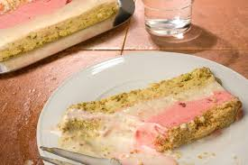 strawberry ice cream cake recipe