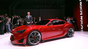 the Scion FR-S Concept