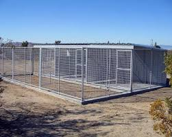 wire kennels