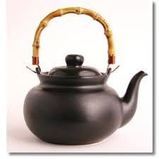 ceramic tea kettles