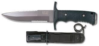 gerber combat knives