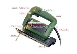 portable jig saw