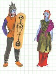 costumes gaulois