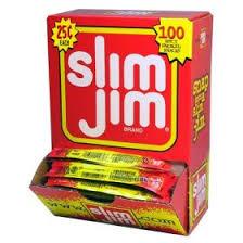 7) Slim Jims