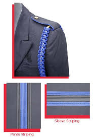honor guard uniforms