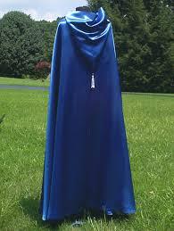 satin cloaks