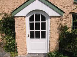 cottage style front door