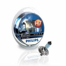 h7 philips blue vision