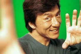 Chan. Jackie Chan