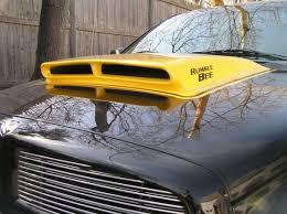 air intake hood