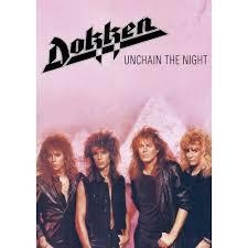 dokken unchain the night