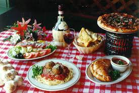 pictures of italy food