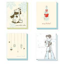 letterpress christmas card