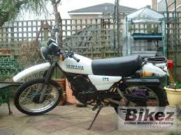 1980 yamaha it 175