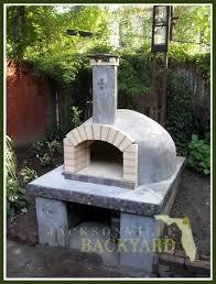 backyard ovens