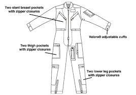 nomex flying suit