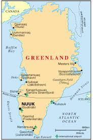 cities in greenland